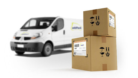 addPack Transport Courier mail services